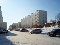 Новосибирск, улица Татьяны Снежиной, дом 49/1. многоквартирный дом