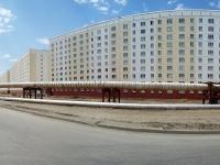 Новосибирск, улица Татьяны Снежиной, дом 51. многоквартирный дом