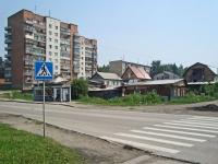 Новосибирск, улица Газонная, дом 1Б. многоквартирный дом