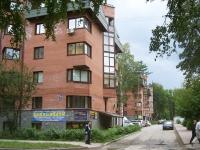 Новосибирск, улица Героев Революции, дом 5/1. многоквартирный дом