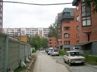 Новосибирск, улица Героев Революции, дом 5/2. многоквартирный дом