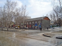 Новосибирск, улица Героев Революции, дом 11. магазин