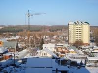 Новосибирск, улица Героев Революции, дом 70. многоквартирный дом