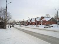 Новосибирск, улица Героев Революции, дом 81. магазин