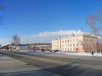Новосибирск, улица Героев Революции, дом 100. многоквартирный дом