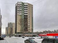 Новосибирск, улица Героев Революции, дом 29. многоквартирный дом