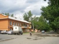 Novosibirsk, st Telman, house 7. Apartment house
