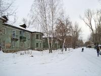 Novosibirsk, st Telman, house 20. Apartment house