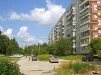 Новосибирск, улица Вяземская, дом 2. многоквартирный дом