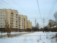 Novosibirsk, Ivanov st, house 17. Apartment house