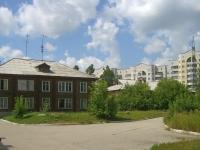 Novosibirsk, st Ivanov, house 24. Apartment house