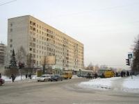 Novosibirsk, st Ivanov, house 30А. Apartment house