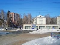 Novosibirsk, st Ivanov, house 37. Apartment house