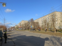 Новосибирск, улица Гидромонтажная, дом 48. многоквартирный дом