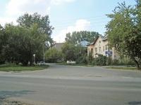 Новосибирск, улица Молодости, дом 2. многоквартирный дом