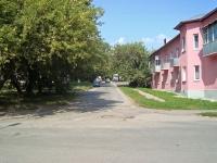 Новосибирск, улица Молодости, дом 4. многоквартирный дом
