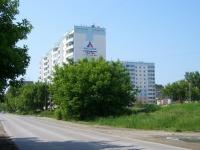 Новосибирск, улица Молодости, дом 30. многоквартирный дом