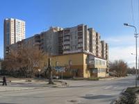 Новосибирск, улица Молодости, дом 21. многоквартирный дом