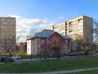 Новосибирск, улица Молодости, дом 19. многоквартирный дом