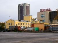 Novosibirsk, st Krylov, house 24. office building