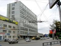 Новосибирск, улица Планетная, дом 30. офисное здание