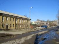 Новосибирск, улица Планетная, дом 45. офисное здание