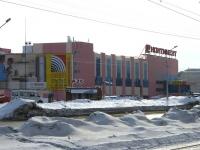 """Новосибирск, Гусинобродское шоссе, дом 20. торгово-развлекательный центр """"Континент 1"""""""