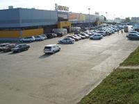 """Новосибирск, Гусинобродское шоссе, дом 64. торговый центр """"Лента"""""""