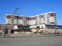 Новосибирск, улица Коминтерна, дом 128/1. многоквартирный дом
