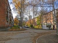 新西伯利亚市, Koshurnikov st, 房屋 53. 公寓楼