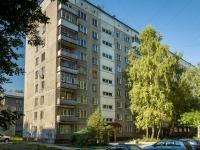 Новосибирск, улица Кошурникова, дом 29/1. многоквартирный дом