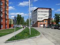 """Novosibirsk, бизнес-центр """"Аксиома"""", Koshurnikov st, house 29/4"""