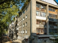 Novosibirsk, st Koshurnikov, house 31. Apartment house
