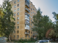Novosibirsk, st Koshurnikov, house 37. Apartment house