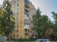 Новосибирск, улица Кошурникова, дом 37. многоквартирный дом