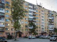 Новосибирск, улица Кошурникова, дом 41. многоквартирный дом