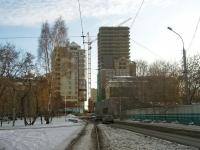 Новосибирск, улица Депутатская, дом 48. многоквартирный дом