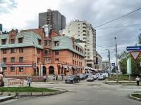 Новосибирск, улица Депутатская, дом 50. многоквартирный дом
