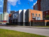 Novosibirsk, Deputatskaya st, house 2/1. garage (parking)