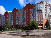 Новосибирск, улица Депутатская, дом 2. многоквартирный дом