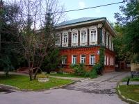 Новосибирск, улица Депутатская, дом 15. офисное здание