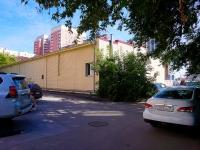 Новосибирск, улица Депутатская, дом 55. хозяйственный корпус