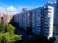 Новосибирск, улица Депутатская, дом 60. многоквартирный дом