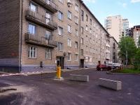Новосибирск, улица Депутатская, дом 26. многоквартирный дом
