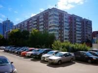 Новосибирск, улица Депутатская, дом 58. многоквартирный дом