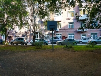 Novosibirsk, Deputatskaya st, house 38. Apartment house