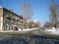 Новосибирск, улица Даргомыжского, дом 1. многоквартирный дом