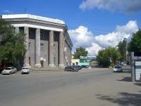 Новосибирск, улица Даргомыжского, дом 8А. офисное здание