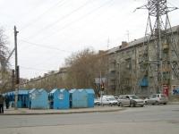 Новосибирск, улица Дачная, дом 31. многоквартирный дом
