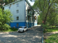 Новосибирск, улица Дачная, дом 41А. многоквартирный дом